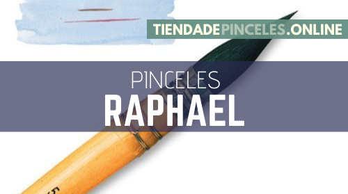 Catalogo Pinceles Raphael