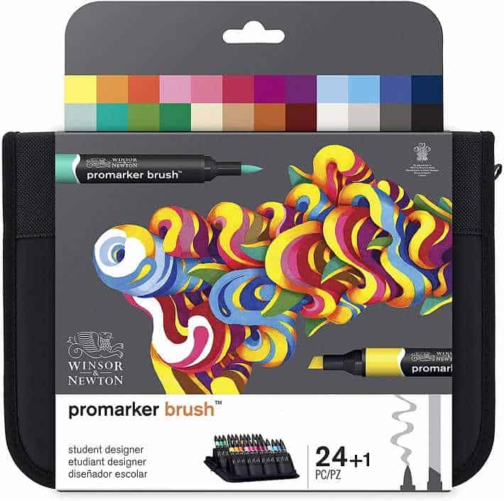 promarker brush